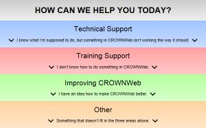 EQRS Help System