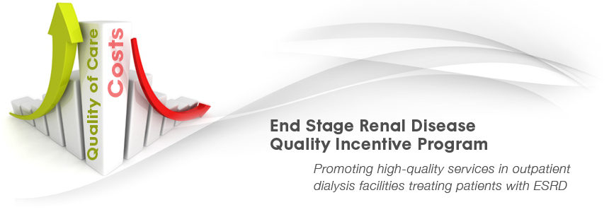 End Stage Renal Disease Quality Incentive Program