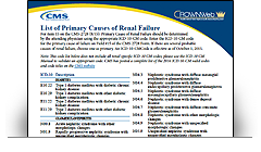 List of Primary Causes pic
