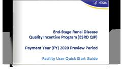 ESRD QIP cover