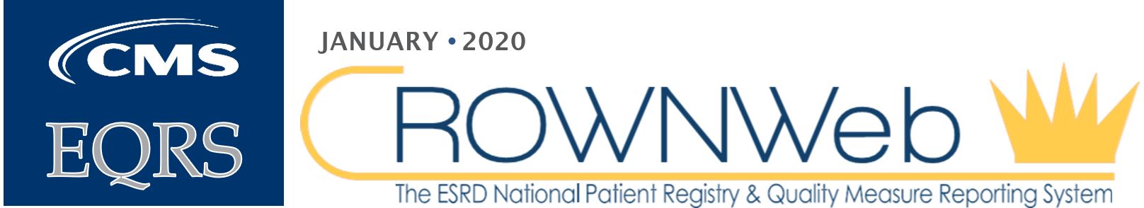 January 2020 CROWNWeb News