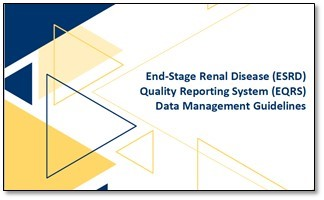 EQRS Data Management Guidelines
